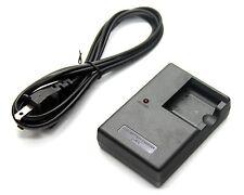 Battery Charger for Olympus LI-40C u 790 SW u 795 SW u 820 u 830 u 840 u 850 SW