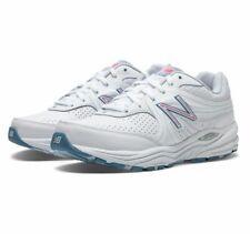 New Balance 840 US 7 EU 37.5 White Leather Walking Athletic Womens Shoes