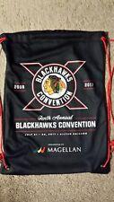 CHICAGO BLACKHAWKS 2017 CONVENTION DRAWSTRING BAG