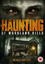 The Haunting of Woodland Hills - Sealed NEW DVD - Cris Cunningham