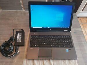 PC Ordinateur PORTABLE HP ZBook 15 G1 i7 4710MQ 8 Go 256 Go SSD Geforce (1)