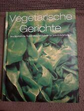 Vegetarische Gerichte (Parragon, Gebunden) ISBN 9781407577616