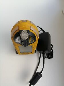 BW GasAlert Quattro (O2 LEL H2S CO) Portable Rechargeable Gas Detector