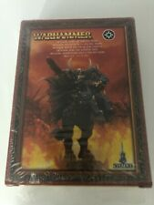 Warhammer Classic Archaon on Daemonic Steed Lord of the End Times Brand New OOP