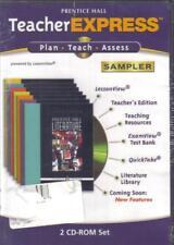 Vhs: Prentice-Hall Teacher Express.Plan*Teach*Assess Sampler.New