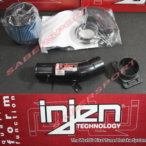 Injen SP Black Short Ram Air Intake for 2000-2005 Eclipse V6 / 01-04 Stratus R/T