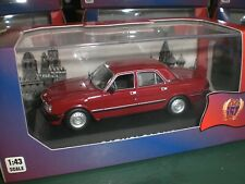 IXO / IST Models 006 - Volga GAZ 3110 1997 dark red - 1:43 Made in China