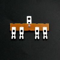 10PCS TURRET BOARD Plastic 4pin Tag Strip Lug Board for Amplifier DIY Project