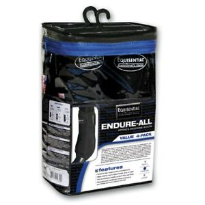 Professional's Choice Endure All Value Pack Boots Black Large L Trail Riding Pro