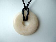 Natürliche runde Echtschmuck-Halsketten & -Anhänger für besondere Anlässe