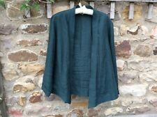 Lovely East ladies petrol blue/green jacket in very good condition. Size 14