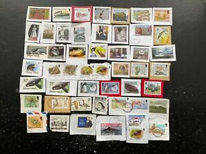 Falkland Islands A Collection Of Very Modern Recent Used Stamps