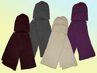 2 teiliges Damen Winterset Mütze & Schal Set Farbe wählbar NEU