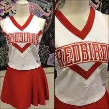 Vintage Real Cheerleading Uniform SzL