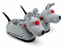 BBC Doctor Who Women's K9 Slippers - S/M Size 5-7  Doctor Who Slippers