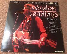 1979 WAYLON JENNINGS DON'T THINK TWICE, IT'S ALRIGHT MFP 50517 A1/B1 N/MINT