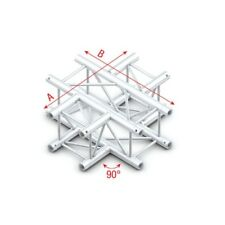 Showtec X-Stück 4-way Pro-30 4-Punkt G Truss / Traverse