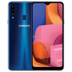 Sealed Box Samsung Galaxy A20s SM-A202F/DS Dual SIM Unlocked Original Smartphone