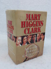 MARY HIGGINS CLARK MYSTERY MOVIE COLLECTION 6 DVD'S Lions Gate Boxed