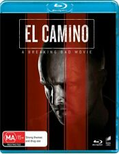 El Camino a Breaking Bad Movie Blu Ray Region B/aus Release -please Read Listing