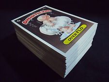 GARBAGE PAIL KIDS 6th SERIES 6 COMPLETE 88-CARD SET 1986 +FREE WAX WRAPPER