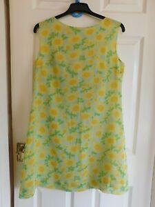 60s Mary Quant like Mini Dress