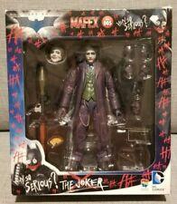 "Medicom MAFEX 005 The Joker Heath Ledger 6"" Figure The Dark Knight US Seller"