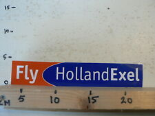 STICKER,DECAL FLY HOLLAND EXEL LARGE STICKER