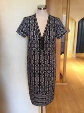 Olsen Dress Size 18 BNWT Black Cream RRP £119 Now £42