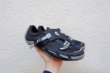 Rennrad Schuhe shoes Pearl Izumi Gr. 46 scarpe vintage 90s 90er schwarz reflekto