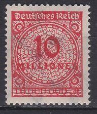 DEUTSCHES REICH  JAAR 1923 NR. 318A ** (L13)