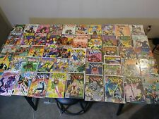X-MEN 50 comic Lot #3, Classic X-men & more