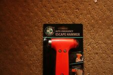Auto Emergency Escape Hammer