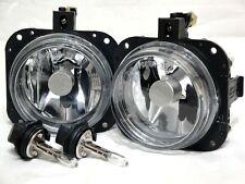 Glass Fog Light Lamps One Pair Fit 2001-03 Miata 2002-2003 Mpv 2005-2006 Tribute