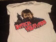 The Delta Force Chuck Norris Watch Your Ass Sz M