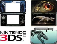 Nintendo 3DS N3DS DINOSAURS Vinyl Skin Decal Sticker