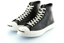 Converse Jack Purcell Hi Black Damage Leather Limited 42,5 / 43 US9