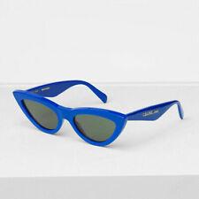 occhiali da sole CELINE mod. Royal Blue CL40019I Exaggerated Cat Eye Sunglasses