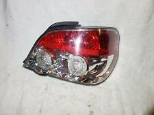 04 05 06 07 Subaru Impreza WRX STI Tail Light Lamp RIGHT PASSENGER OEM #1001
