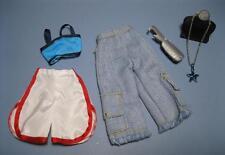Barbie Doll Beat Street Hip Hop Flava Clothes Shorts/Tank Tika Fits Hsm Sharpay