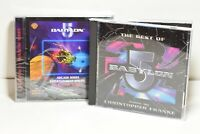 Babylon 5 Shadow Wars (1997 SSI, PC Game) NEW! + The Best of Babylon 5 Music CD