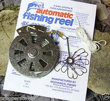 YO YO automatique bobine de pêche + libre explosion hook-la pêche de survie bushcraft