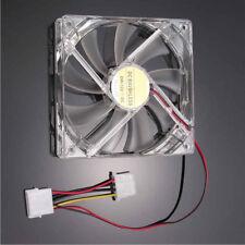 Blue LED Light Pin CPU Cooler Cooling Fan Heatsink for Computer Case