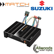 Match Amp & harness Package PP62DSP + FREE PP-AC Harness Cable Suzuki Baleno