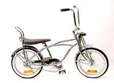"20"" Lowrider Complete W/ 68 spoke Steel Bike Bicycle chrome"