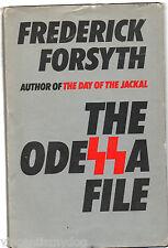 The Odessa File by Frederick Forsyth (BCA edition hardback, 1973)