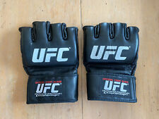 Official Leather UFC Fight Gloves (Lot Of 2) Ultimate fighting championship
