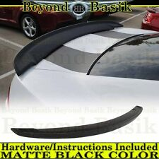 2014-2015 Chevy Camaro SS MATTE BLACK Factory Z28 Blade Style Spoiler Wing ABS