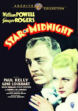 Star of Midnight 0883316487983 With Ginger Rogers DVD Region 1