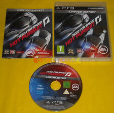 NEED FOR SPEED HOT PURSUIT Ps3 Versione Ufficiale Italiana 1ª Ediz »»»» COMPLETO